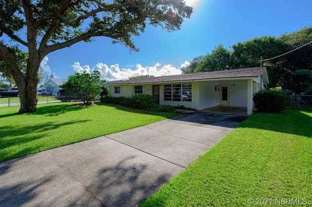 807 E 16th Avenue, New Smyrna Beach, FL 32169 (MLS #1066256) :: Florida Life Real Estate Group