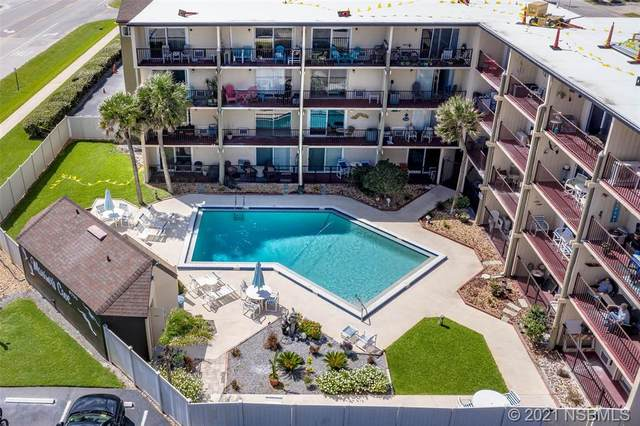 3700 S Atlantic Avenue #208, New Smyrna Beach, FL 32169 (MLS #1066295) :: Florida Life Real Estate Group