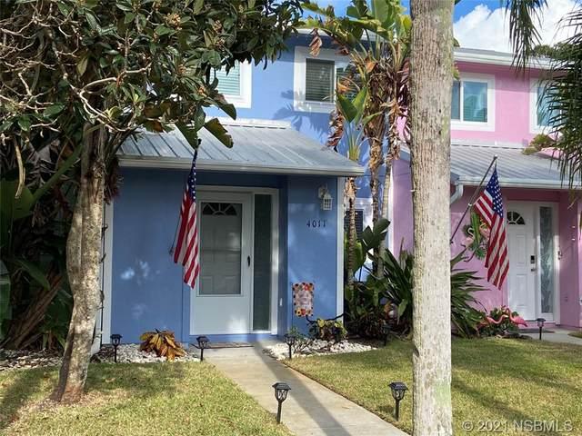 4011 Saxon Drive, New Smyrna Beach, FL 32169 (MLS #1066347) :: Florida Life Real Estate Group