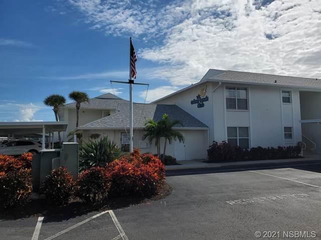 4225 S Atlantic Avenue #106, New Smyrna Beach, FL 32169 (MLS #1066361) :: Florida Life Real Estate Group