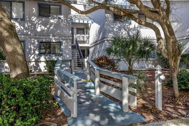 4401 Sea Mist Drive #104, New Smyrna Beach, FL 32169 (MLS #1066408) :: Florida Life Real Estate Group