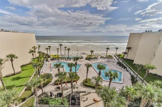 2401 S Atlantic Avenue A604, New Smyrna Beach, FL 32169 (MLS #1066537) :: Florida Life Real Estate Group