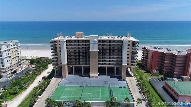 4139 S Atlantic Avenue A102, New Smyrna Beach, FL 32169 (MLS #1066541) :: Florida Life Real Estate Group