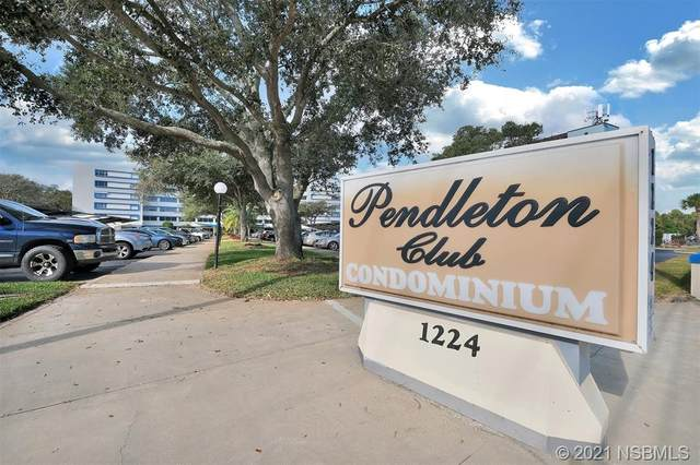 1224 S Peninsula Drive #510, Daytona Beach, FL 32118 (MLS #1066563) :: Florida Life Real Estate Group