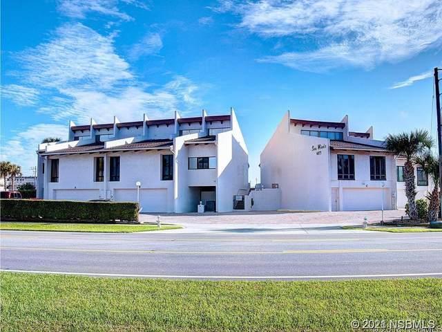 4875 S Atlantic Avenue D, New Smyrna Beach, FL 32169 (MLS #1066568) :: Florida Life Real Estate Group