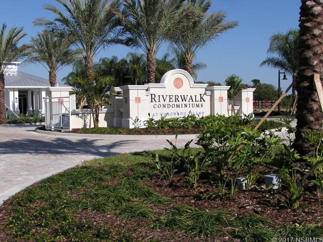 4 N Riverwalk Drive 4-606, New Smyrna Beach, FL 32169 (MLS #1036855) :: BuySellLiveFlorida.com