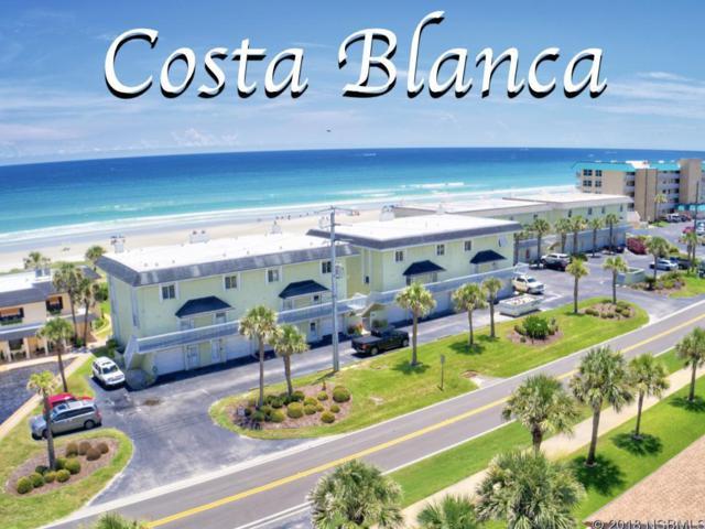 4791 S Atlantic Avenue #6, Ponce Inlet, FL 32127 (MLS #1038019) :: Florida Life Real Estate Group