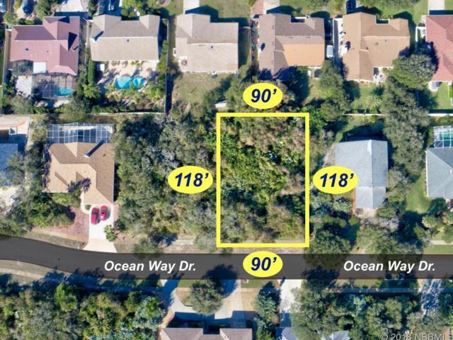 66 Ocean Way Drive, Ponce Inlet, FL 32127 (MLS #1039397) :: Florida Life Real Estate Group