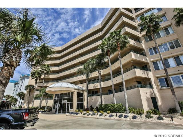 4651 S Atlantic Avenue #203, Ponce Inlet, FL 32127 (MLS #1040552) :: Florida Life Real Estate Group