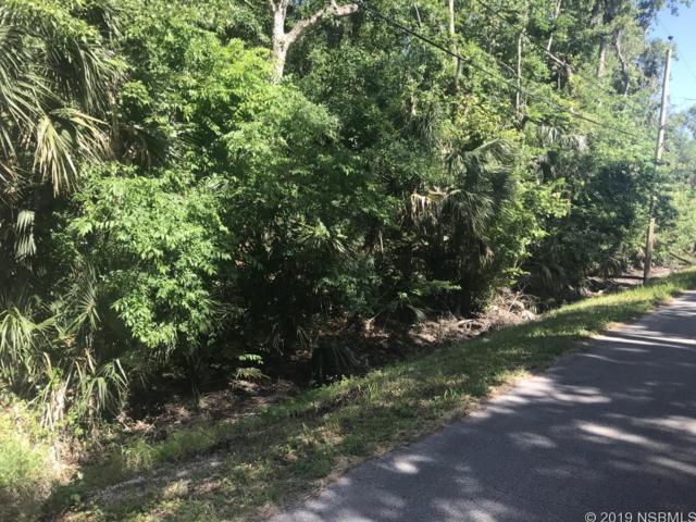 0 Elizabeth Street, New Smyrna Beach, FL 32168 (MLS #1040960) :: Florida Life Real Estate Group