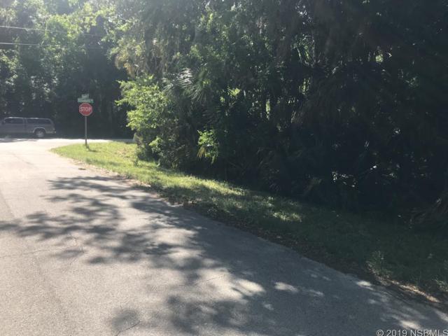 0 Elizabeth Street, New Smyrna Beach, FL 32168 (MLS #1040961) :: Florida Life Real Estate Group