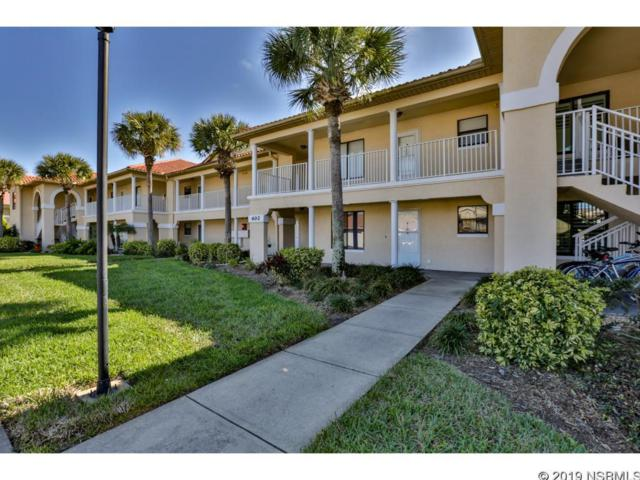 402 Bouchelle Drive #203, New Smyrna Beach, FL 32169 (MLS #1041020) :: BuySellLiveFlorida.com