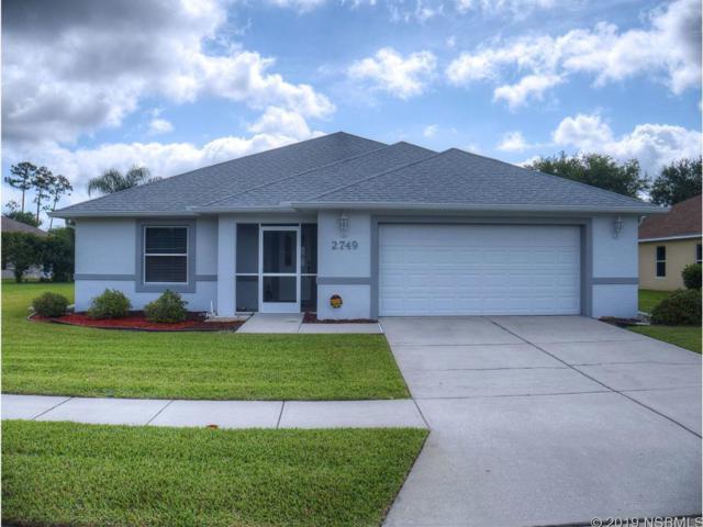 2749 Turnbull Cove Drive, New Smyrna Beach, FL 32168 (MLS #1041088) :: Florida Life Real Estate Group