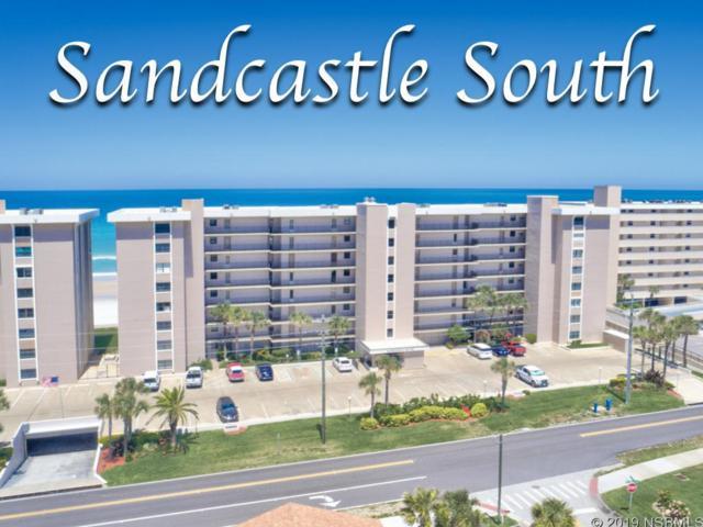 4445 S Atlantic Avenue #405, Ponce Inlet, FL 32127 (MLS #1041317) :: Florida Life Real Estate Group