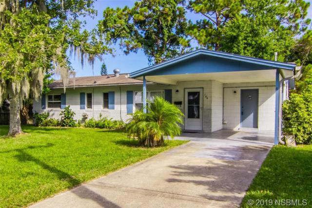 144 W Ocean Avenue, Edgewater, FL 32132 (MLS #1050250) :: Florida Life Real Estate Group