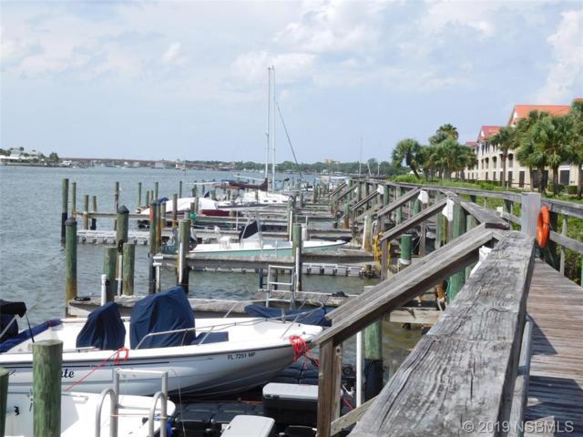 402 Bouchelle Drive #104, New Smyrna Beach, FL 32169 (MLS #1050284) :: Florida Life Real Estate Group