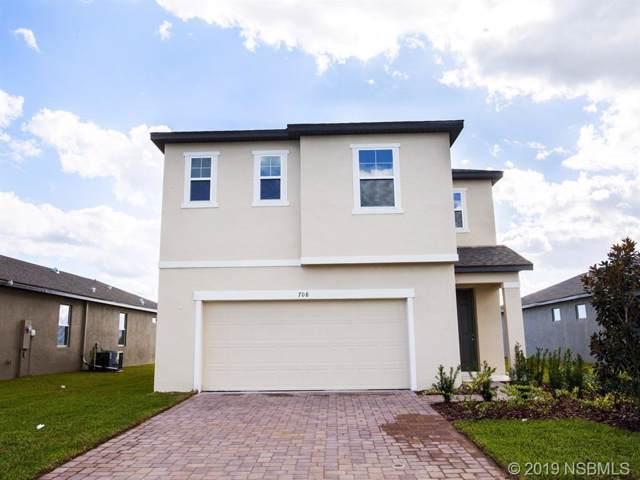 708 Ladyfish Lane, New Smyrna Beach, FL 32168 (MLS #1052438) :: Florida Life Real Estate Group
