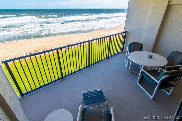 5499 S Atlantic Avenue #402, New Smyrna Beach, FL 32169 (MLS #1052587) :: BuySellLiveFlorida.com