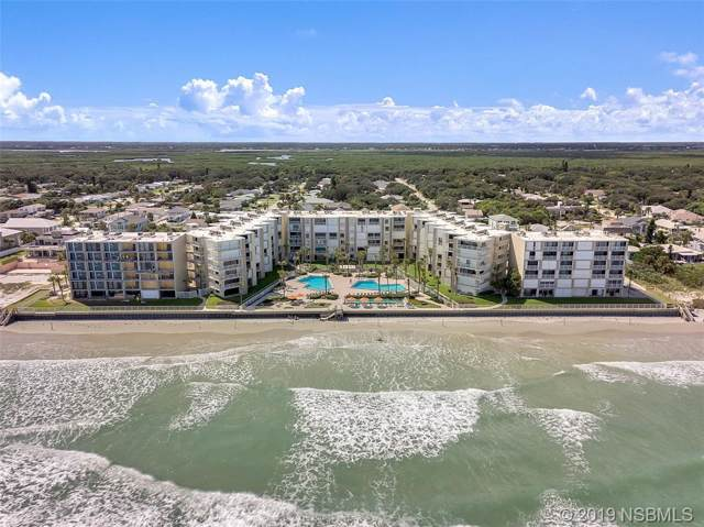 2401 S Atlantic Avenue D206, New Smyrna Beach, FL 32169 (MLS #1052590) :: Florida Life Real Estate Group