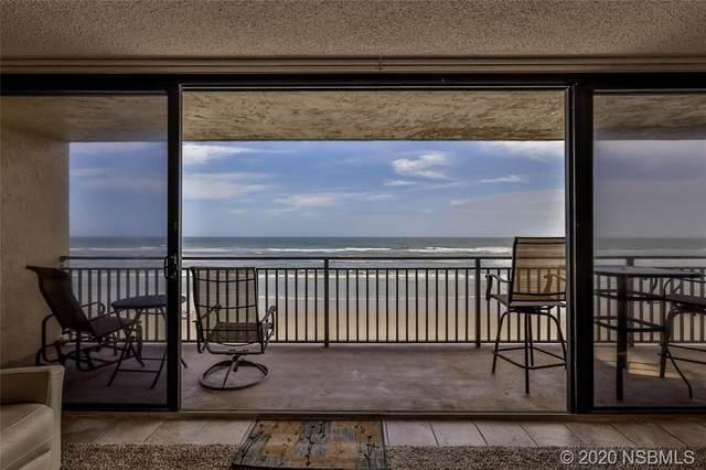 4139 S Atlantic Avenue A409, New Smyrna Beach, FL 32169 (MLS #1055583) :: BuySellLiveFlorida.com