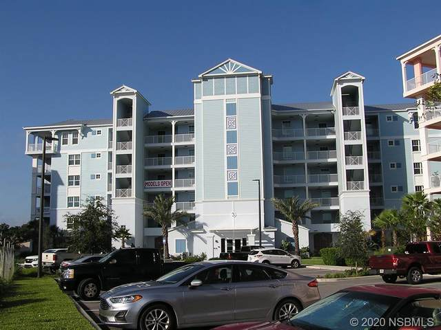 3 N Riverwalk Drive 3-304, New Smyrna Beach, FL 32169 (MLS #1055832) :: BuySellLiveFlorida.com