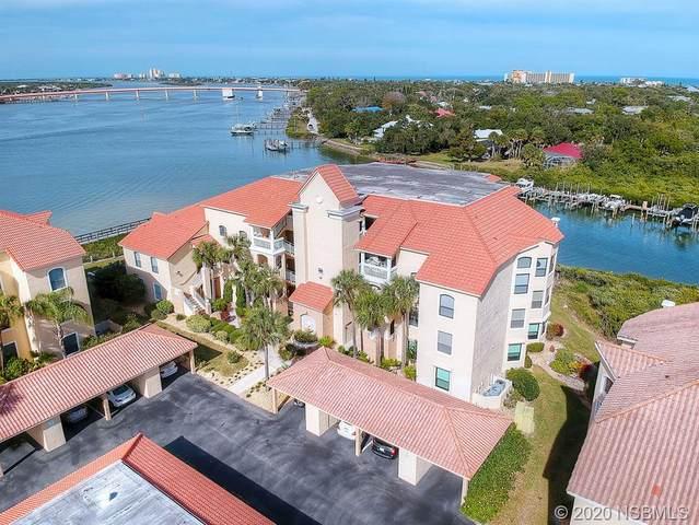 436 Bouchelle Drive #302, New Smyrna Beach, FL 32169 (MLS #1055834) :: BuySellLiveFlorida.com