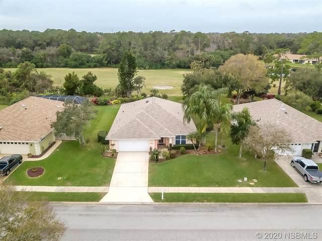 2624 Turnbull Estates Drive, New Smyrna Beach, FL 32168 (MLS #1056070) :: Florida Life Real Estate Group
