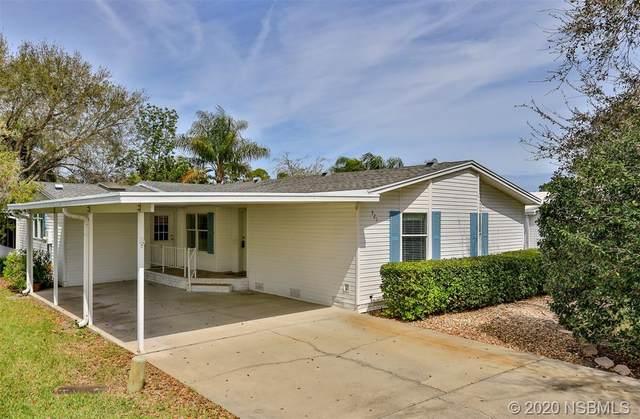 521 Portside Lane, Edgewater, FL 32141 (MLS #1057256) :: Florida Life Real Estate Group
