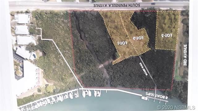 Lot - 1 Penninsula Ave, New Smyrna Beach, FL 32169 (MLS #1057705) :: Florida Life Real Estate Group