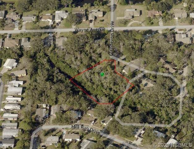 0 Glendevon Drive, New Smyrna Beach, FL 32168 (MLS #1057812) :: Florida Life Real Estate Group