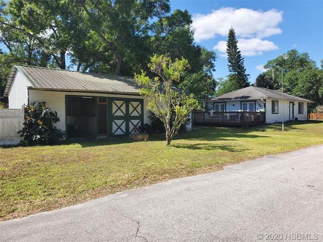 443 Hammond Street, New Smyrna Beach, FL 32168 (MLS #1057827) :: Florida Life Real Estate Group