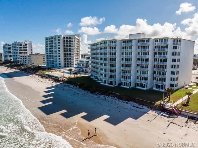 5203 S Atlantic Avenue #612, New Smyrna Beach, FL 32169 (MLS #1057979) :: BuySellLiveFlorida.com