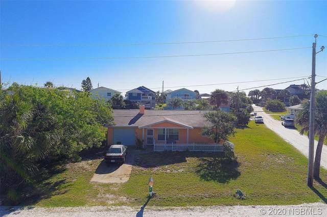 1601 Beacon Street, New Smyrna Beach, FL 32169 (MLS #1058117) :: Florida Life Real Estate Group