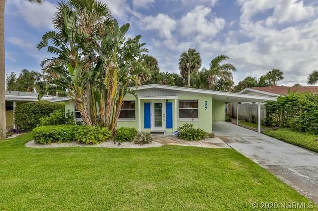 207 Condict Drive, New Smyrna Beach, FL 32169 (MLS #1058254) :: Florida Life Real Estate Group