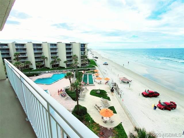 2401 S Atlantic Avenue C501, New Smyrna Beach, FL 32169 (MLS #1058622) :: BuySellLiveFlorida.com