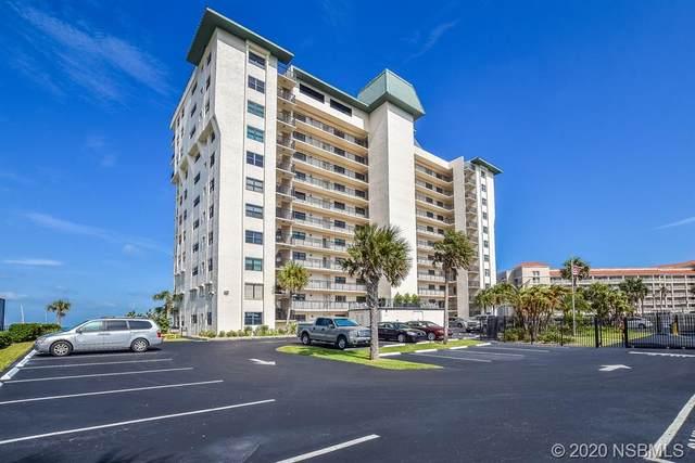 5499 Atlantic Avenue S #102, New Smyrna Beach, FL 32169 (MLS #1058798) :: BuySellLiveFlorida.com