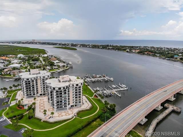 501 N Causeway #405, New Smyrna Beach, FL 32169 (MLS #1058799) :: BuySellLiveFlorida.com