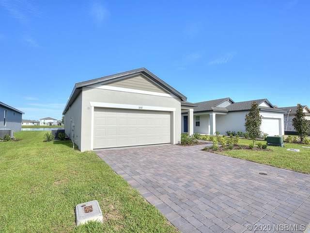 3152 Crab Trap Drive, New Smyrna Beach, FL 32168 (MLS #1060024) :: BuySellLiveFlorida.com