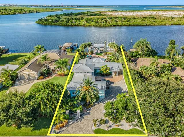 65 Cunningham Drive, New Smyrna Beach, FL 32168 (MLS #1060522) :: Florida Life Real Estate Group