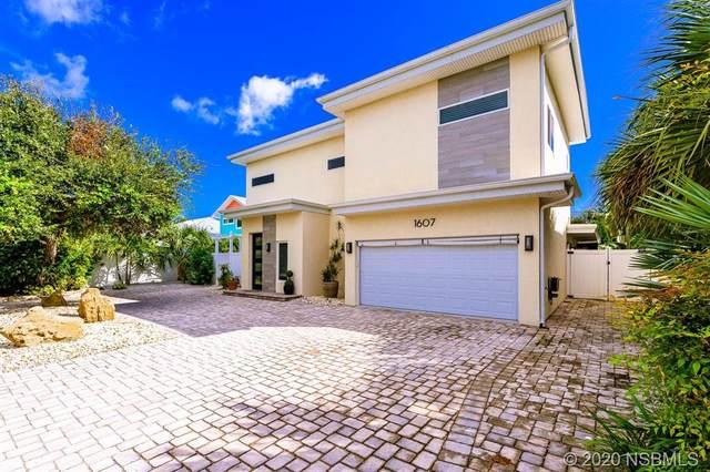 1607 N Peninsula Avenue, New Smyrna Beach, FL 32169 (MLS #1060730) :: Florida Life Real Estate Group