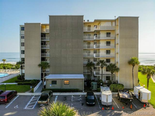 5303 S Atlantic Avenue #770, New Smyrna Beach, FL 32169 (MLS #1060994) :: Florida Life Real Estate Group