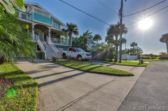846 Dolphin Avenue, New Smyrna Beach, FL 32169 (MLS #1061589) :: Florida Life Real Estate Group