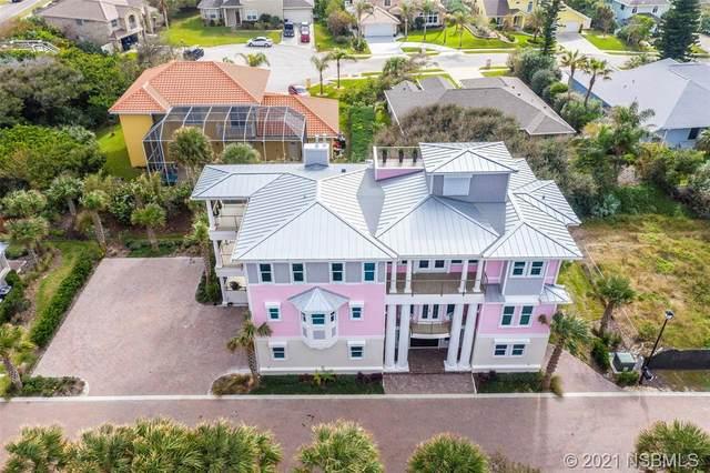 35 Ponce Inlet Key Lane, Ponce Inlet, FL 32127 (MLS #1061863) :: Florida Life Real Estate Group