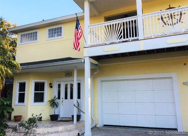 600 S Pine Street, New Smyrna Beach, FL 32169 (MLS #1062486) :: Florida Life Real Estate Group