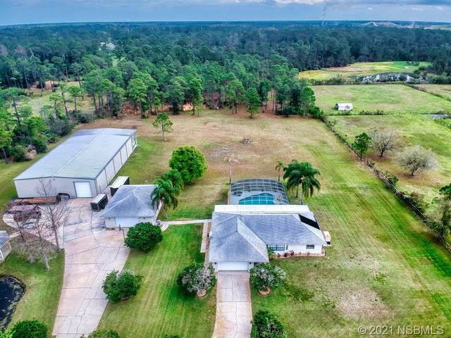 4160 Saddle Club Drive, New Smyrna Beach, FL 32168 (MLS #1062690) :: Florida Life Real Estate Group