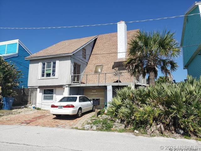 6023 S Atlantic Avenue, New Smyrna Beach, FL 32169 (MLS #1062861) :: Florida Life Real Estate Group