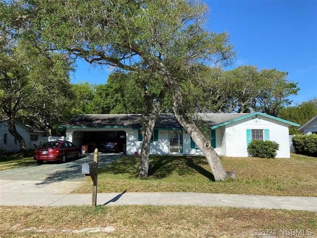 844 S Cooper Street, New Smyrna Beach, FL 32169 (MLS #1063129) :: Florida Life Real Estate Group