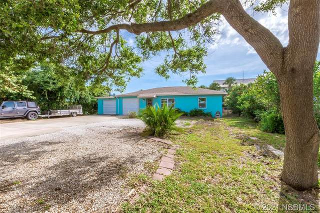 1707 N Peninsula Avenue, New Smyrna Beach, FL 32169 (MLS #1063411) :: Florida Life Real Estate Group