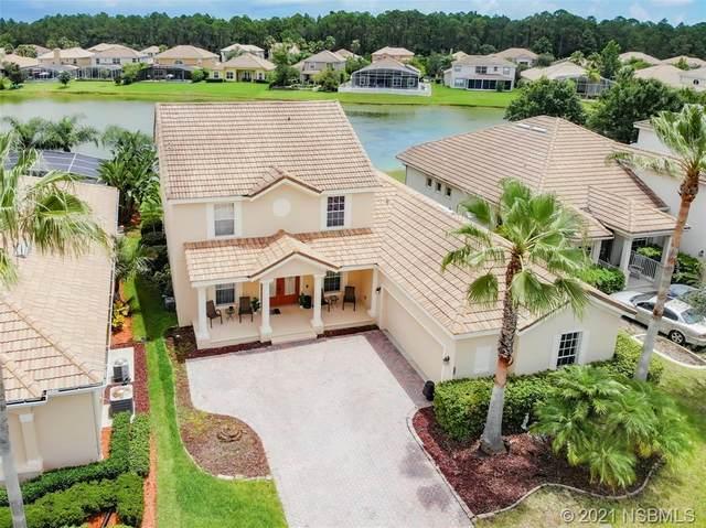 469 Venetian Villa Drive, New Smyrna Beach, FL 32168 (MLS #1064376) :: Florida Life Real Estate Group