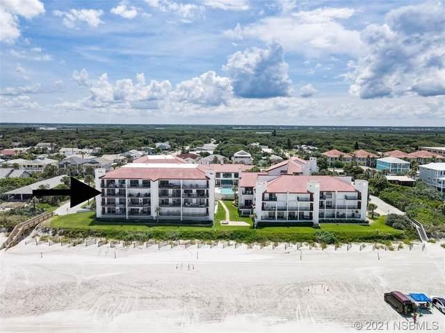 3001 S Atlantic Avenue #434, New Smyrna Beach, FL 32169 (MLS #1064453) :: Florida Life Real Estate Group